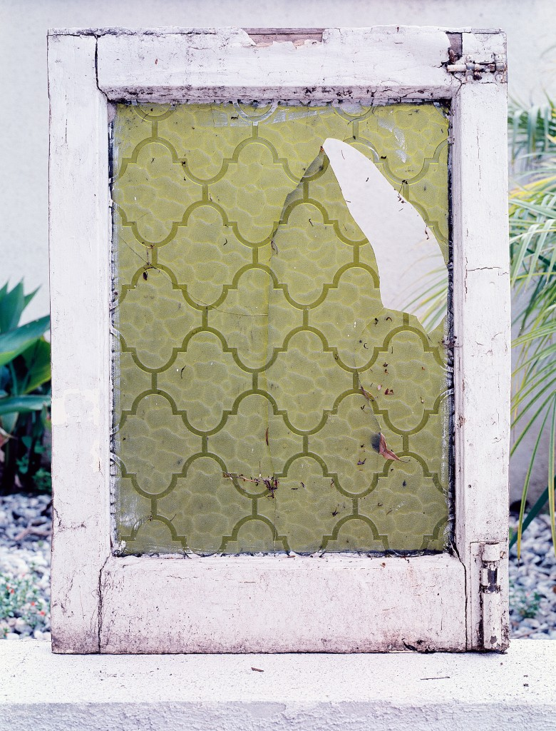 broken window, echo park