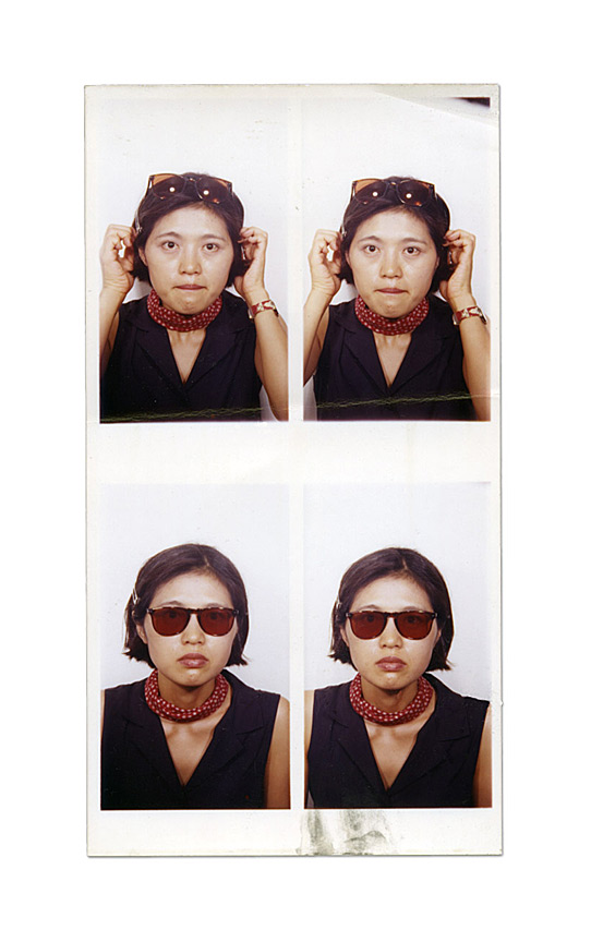 passport photos III, from english photo booth