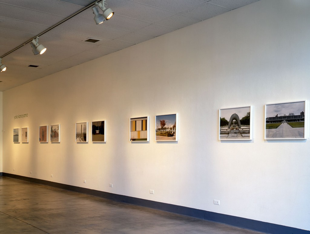 installation view at cerritos art gallery, cerritos, ca, 2005