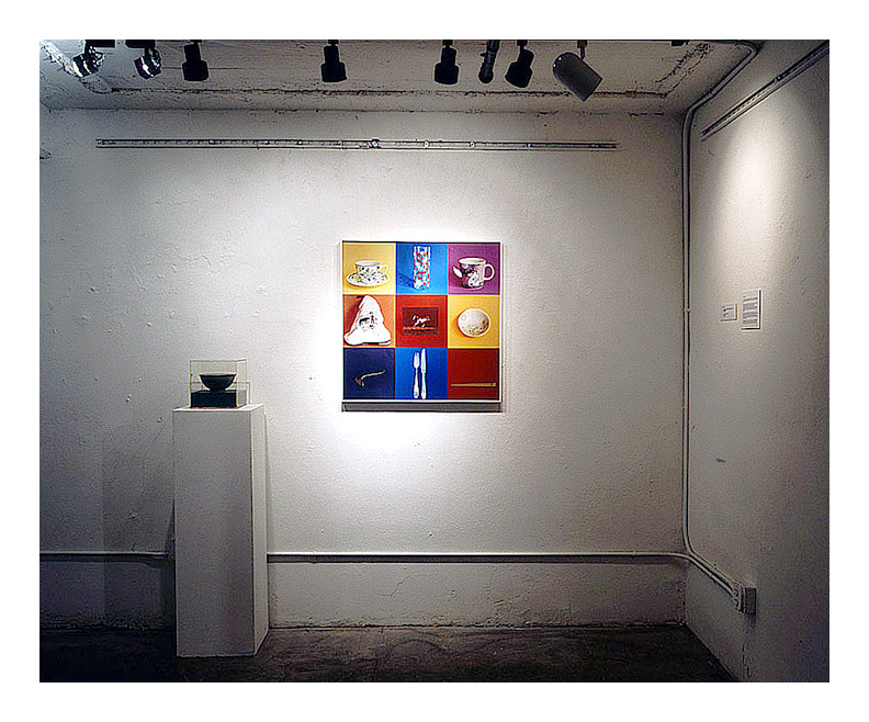installation at sca project gallery, pomona, ca, 2006